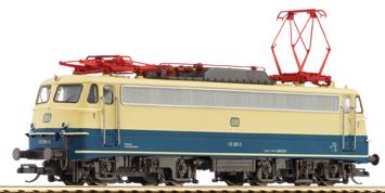 Tillig 02382 - German Electric Locomotive Class 110.3 of the DB