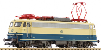 Tillig 02382 - German Electric Locomotive Class 110.3 of the DB