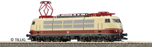 Tillig 02431 - Electric Locomotive Class 103