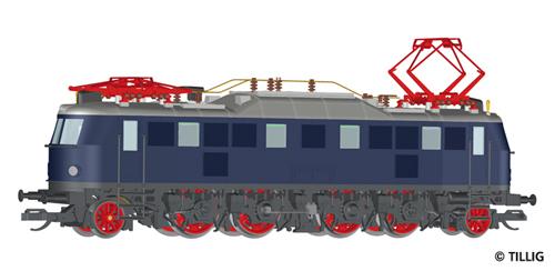 Tillig 02451 - Electric Locomotive Class 118