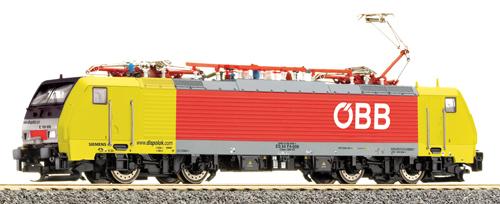 Tillig 02472 - Electric Locomotive E 189