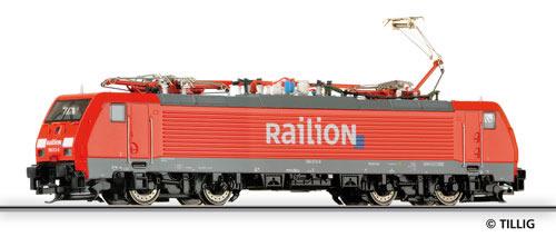 Tillig 02473 - Electric Locomotive Class 189 Railion