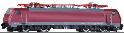 Tillig 02478 - German Electric Locomotive BR 189 of the mbH