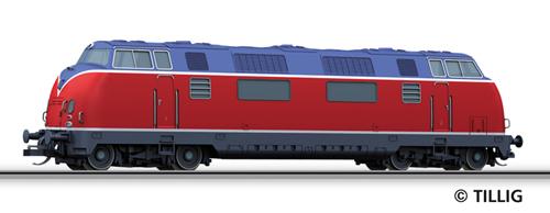 Tillig 02500 - Diesel Locomotive Class 220