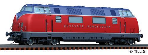 Tillig 02501 - Diesel Locomotive Class 200.0