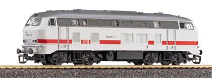 Tillig 02709 - BEGINNERS Diesel Locomotive Class 218