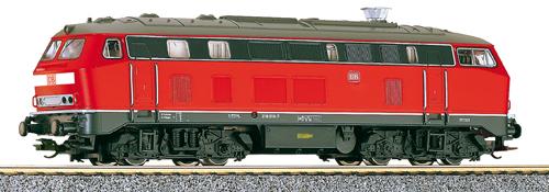 Tillig 02710 - Diesel Locomotive Class 218