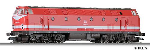 Tillig 02784 - Diesel Locomotive Class 229