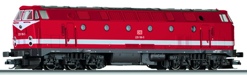 Tillig 02791 - German Diesel Locomotive Class 229 of the DB AG
