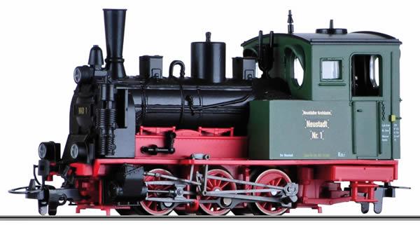 Tillig 02994 - Steam Locomotive No. 1 Neustadt of the NKB