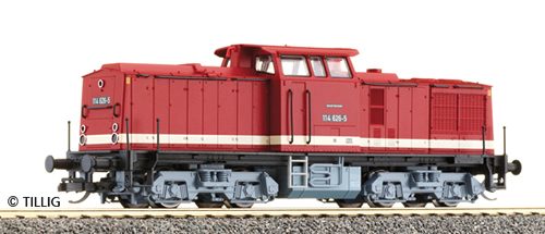 Tillig 04586 - Diesel Locomotive Class 114