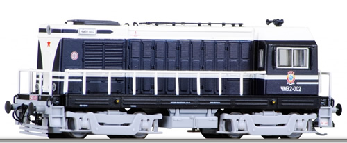 Tillig 04628 - Russian Diesel Locomotive Class ChME2 of the SZD