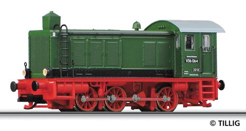 Tillig 04630 - Diesel Locomotive V 36 DR