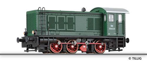 Tillig 04632 - Diesel Locomotive 2065.01