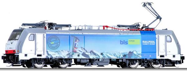 Tillig 04917 - Swiss Electric Freight Locomotive Class 183 BLS-Cargo