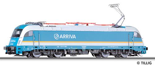 Tillig 04951 - Electric Locomotive E 183