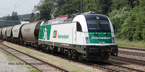 Tillig 04956 - Electric Locomotive 1216 of the STB