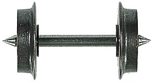 Tillig 08819 - Metal wheel set 8pcs