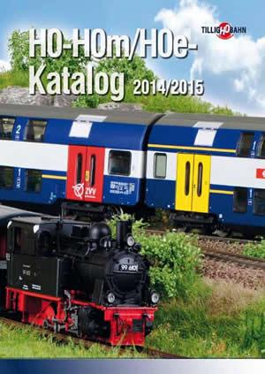 Tillig 09573 - Tillig HO-HOm/HOe Catalog 2014-2015