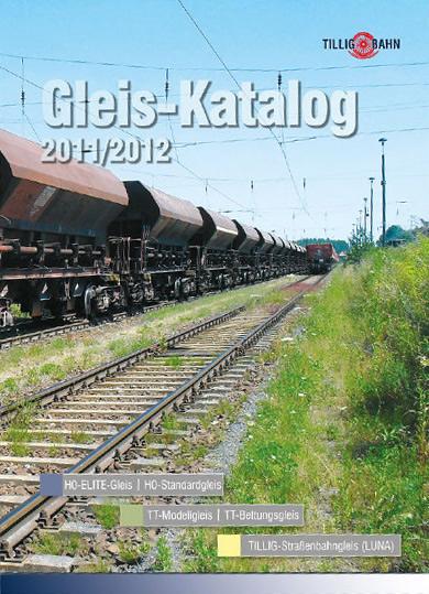 Tillig 09588 - Track Catalog for HO and TT