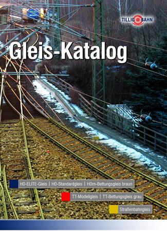 Tillig 095887 - Track Catalog for HO and TT