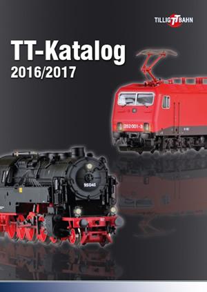 Tillig 09592 - 2016/2017  TT Catalog