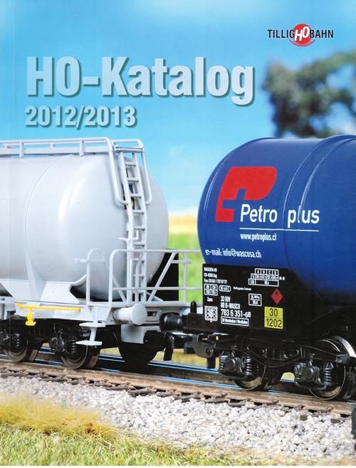 Tillig 09593 - HO Catalog 2012/2013