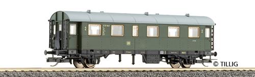 Tillig 13006 - 2nd Class Passenger Coach