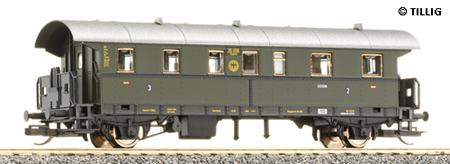 Tillig 13015 - Passenger Coach 2nd/3rd Class DRG