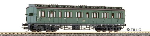 Tillig 13160 - 2nd Class Passenger Coach
