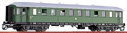 Tillig 13311 - Fast Passenger Train Coach 2nd Class