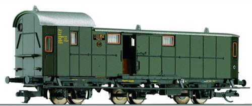 Tillig 13411 - Baggage Car Pw3 pr-11 of the DRG
