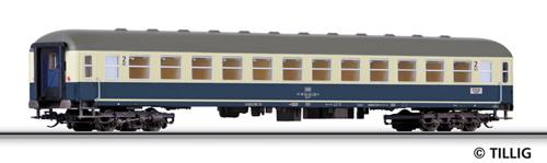 Tillig 13517 - Couchette Coach Bcm