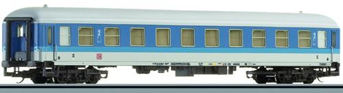Tillig 13523 - 2nd Class Passenger Coach Bimz of the DB AG