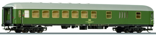 Tillig 13526 - 2nd Class Passenger Coach with Baggage Compartment