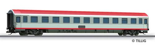 Tillig 13550 - 2nd Class Passenger Coach Bmz