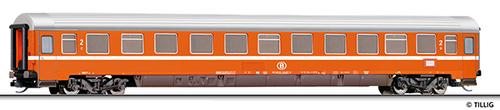 Tillig 13554 - 2nd Class Passenger Car Bm of the SNCB