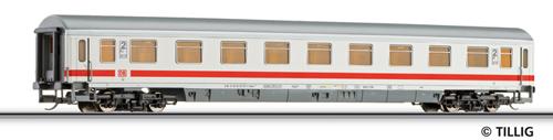 Tillig 13581 - 2nd Class Passenger Coach Bvmz 111.2