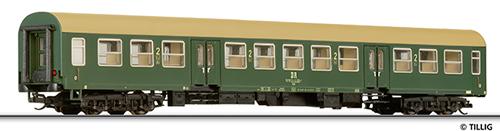 Tillig 13593 - 2nd Class Passenger Car of the DR