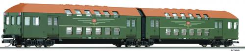 Tillig 13738 - 2nd Class Double-Deck Coach of the DB AG