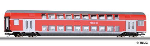 Tillig 13800 - 2nd Class Double-Deck Coach
