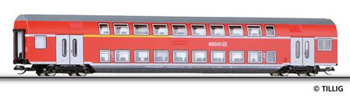 Tillig 13803 - Passenger Car Double Decker