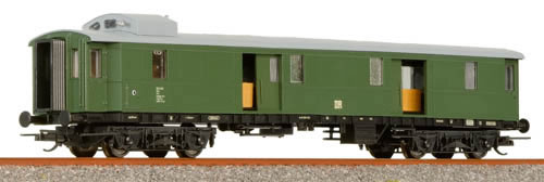 Tillig 13821 - Fast Passenger Train Baggage Car