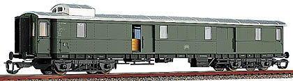 Tillig 13822 - Fast Passenger Train Baggage Wagon