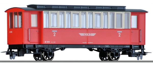 Tillig 13914 - Passenger car KB of the NKB