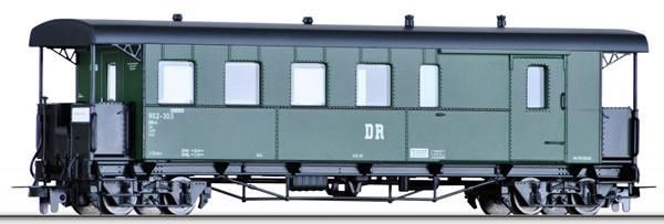 Tillig 13963 - Passenger Car KBD4i of the DR