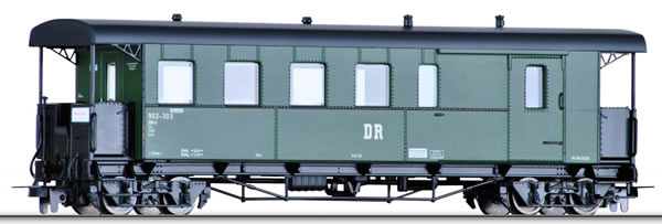 Tillig 13963 - Passenger Car KBD4i of the DR