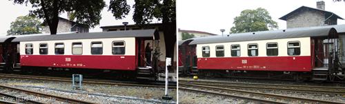 Tillig 13990 - Passenger coach set
