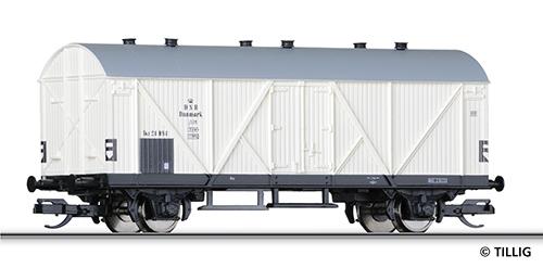 Tillig 14109 - 2-axle Refrigerator Car of the DSB