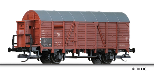 Tillig 14125 - Box Car Gr (ex Kassel)